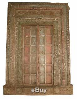 150 années Portail vieil Indien Porte Porte faite pour durer