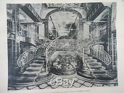 Ancien catalogue LA FERRONNERIE MODERNE art deco wrought iron 1920 bauhaus SUBES