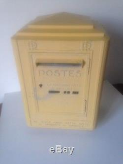 Ancienne Boîte Aux Lettres Ptt La Poste Dejoie 1955 Nantes