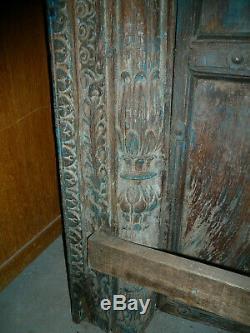 Ancienne arche/porte indienne 158 x H242 cm / livraison possible