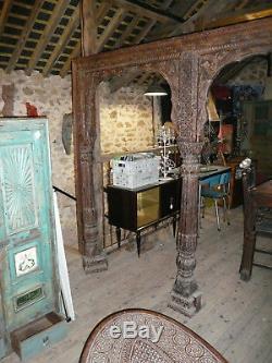 Ancienne arche triple indienne