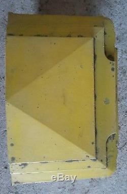 Ancienne boîte à lettre PTT