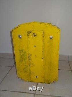 Ancienne boite aux lettres PTT LA POSTE 1978 dejoie deco loft industriel