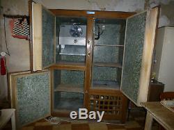 Ancienne chambre froide, ideal pour loft, cave à vin