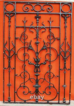 Ancienne grille de porte