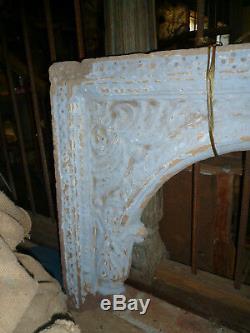 Ancienne mihrab en pierre Indienne