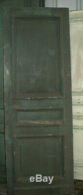 Ancienne porte de communication / 78.5 cms x 2 m 22 de haut