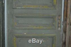 Ancienne porte de communication / 83 cms x 2 m de haut