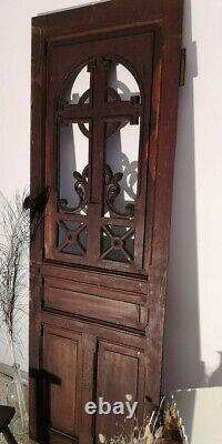 Ancienne porte de confessional