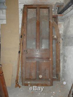Ancienne porte en chêne pour restauration de maison