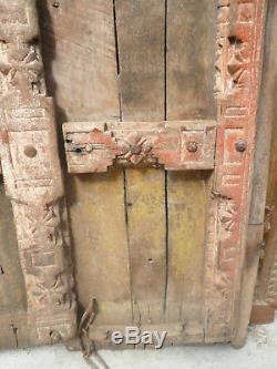 Ancienne porte indienne