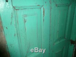 Ancienne porte indienne 64 x 128 cm