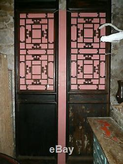 Ancienne portes chinoises