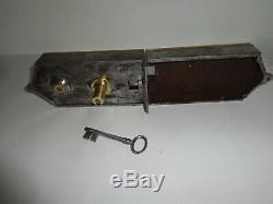 Ancienne serrure d intérieur estampillée RIV
