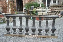 Balcon en bois