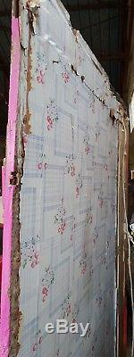 Boiseries En Chêne / Louis XV / 3 Portes. 430 cm. / Facade Placard