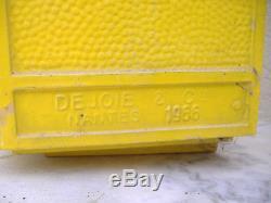 Boite Aux Lettres De La Poste Ptt Dejoie & Cie De 1966
