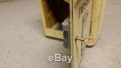 Boite aux lettres PTT LA POSTE 1951 DEJOIE vintage loft industriel