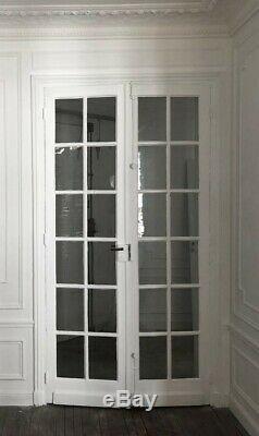 Double Portes Vitrées Haussmanniennes