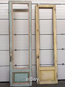 Double portes de séparation vitrés / Porte de passage / Portes de séparation