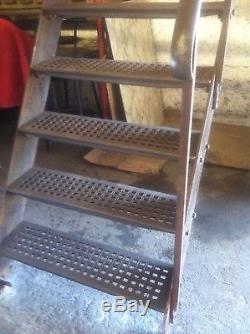 Escalier 19 ieme siecle fonte prix en baisse