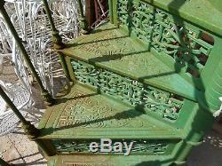 Escalier Colimaçon En Fonte De Fer