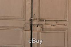 Lot de 5 portes anciennes époque début XIXème