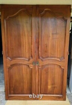 Magnifiques Doubles portes de placard anciennes, superbes