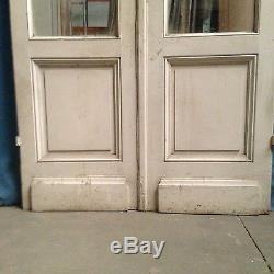 Paire de portes / Porte ancienne / Porte de séparation