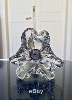 Poignée de porte en cristal, design, déco, serrure, vintage