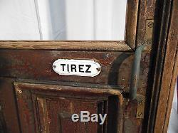 Porte Ancienne / Porte de passage / Porte moulurée / Porte de passage
