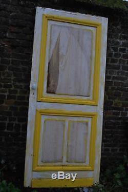 Porte En Sapin Ancienne A Decaper
