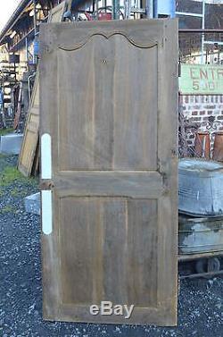 Porte Mouluree En Chene 85 Cms X 185 Cms