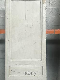 Porte ancienne / Porte de passage / Porte en bois