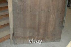 Porte de grange en sapin / 121.5 cms de large x 2m22 de haut