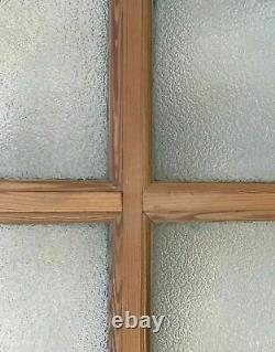 Porte double face a petit carreaux Porte de passage