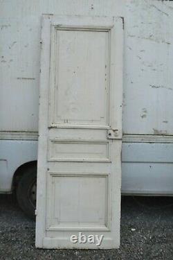 Porte en chêne / 78.5 cms de large x 2m22 de haut