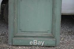 Porte en chêne / 83 cms de large x 1m98 de haut
