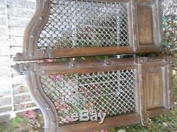 Porte indienne très ancienne