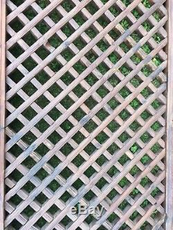 Portes Anciennes en Bois Croisillons Paravent Chine
