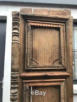Portes Indiennes Ancienne Deco Noël Porte Inde