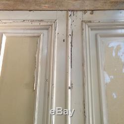 Portes anciennes / Double portes / Portes de passages / Matériaux anciens