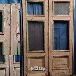 Portes anciennes / Porte de passage / Porte de service / Matériaux anciens
