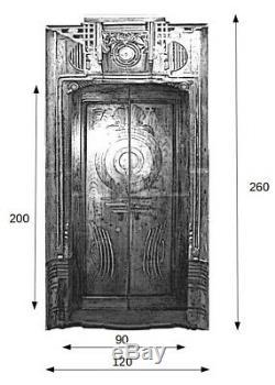 Portes coloniales indiennes