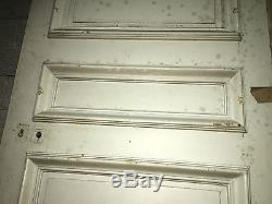 Portes de passage / ¨Portes anciennes / Portes de séparation