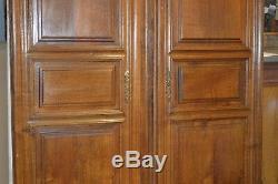 Portes de placard en chêne