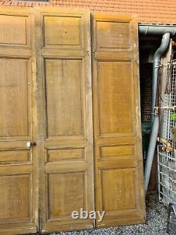 Portes de séparation en sapin