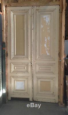 Portes en chêne /Double portes / Portail / Matériaux anciens