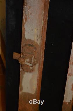 Portillon En Bois / 92 Cms De Long X 112 Cms De Haut
