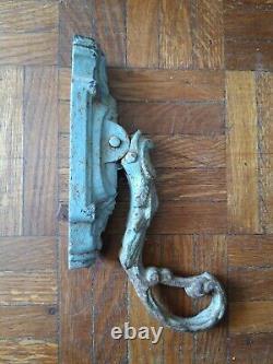 Rare ancienne poignée fenêtre porte fenêtre cremone serrure deco maison ancienne